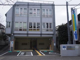 外観:2015年3月に50mほど渋谷寄りにお引越ししました。